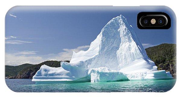 Iceberg Newfoundland Canada IPhone Case