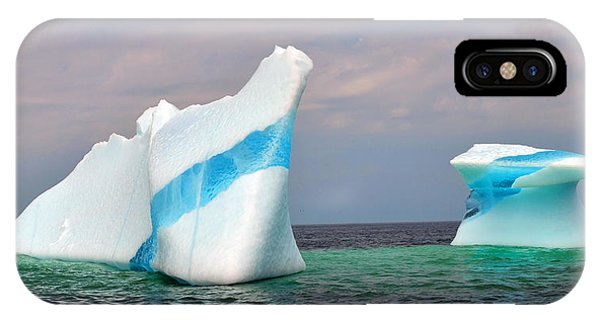Iceberg Off The Coast Of Newfoundland IPhone Case
