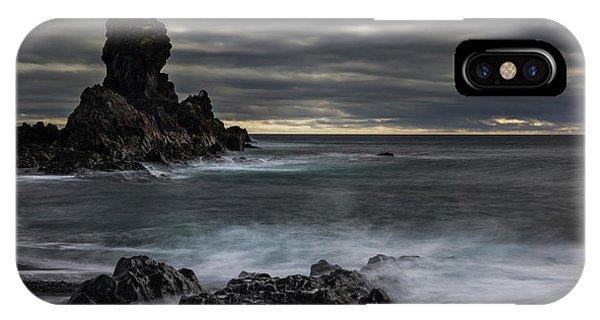 Iceland, Dritvik Phone Case by Jaynes Gallery
