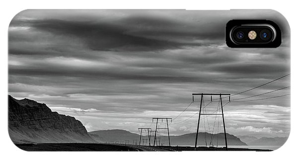Iceland Impressions 05 Phone Case by George Digalakis