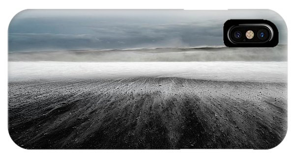 Iceland Vik Phone Case by Ronny Olsson
