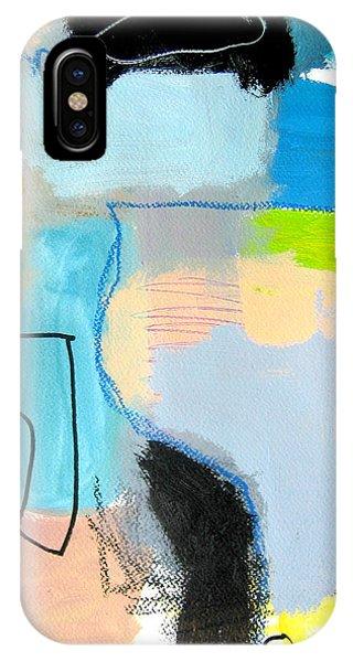 Ici Et La  IPhone Case
