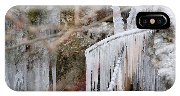Icicle Creek IPhone Case