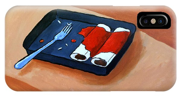 Icon Iv IPhone Case