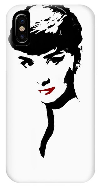 Icon Of Beauty IPhone Case