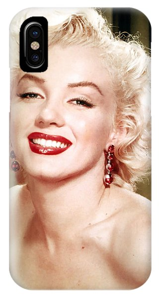 Iconic Marilyn Monroe IPhone Case