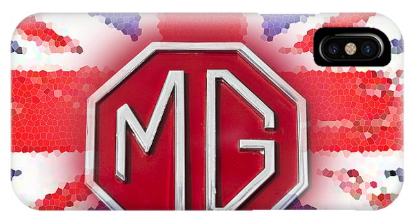 iconic MG 2 IPhone Case