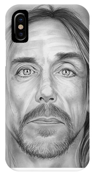 Iggy Pop IPhone Case
