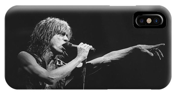 Iggy Pop Live At The Fillmore IPhone Case