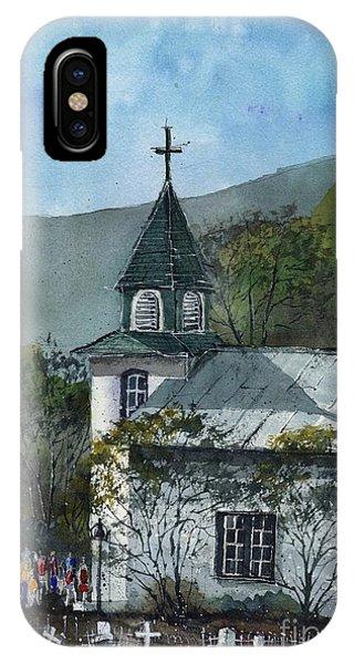 Iglesia San Patricio IPhone Case