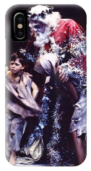 Christmas Carol IPhone Case
