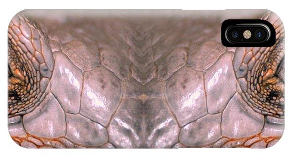 Iguana Eyes IPhone Case