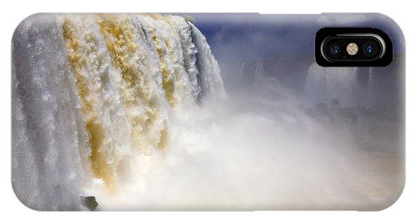 Iguazu Falls I IPhone Case