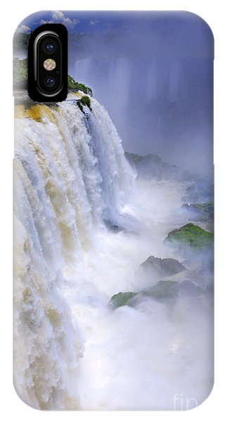 Iguazu Falls IIi IPhone Case