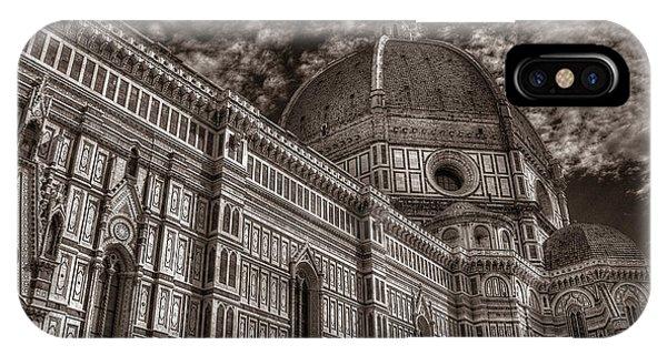 Il Duomo IPhone Case