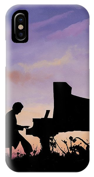 Il Pianista IPhone Case