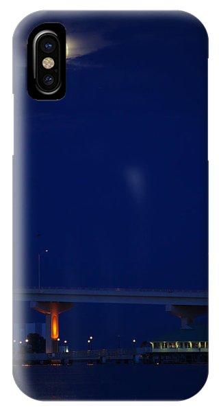 Illuminating Titusville IPhone Case