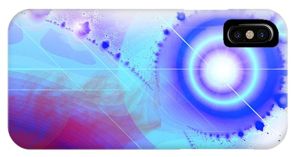 Illusion Of Time IPhone Case
