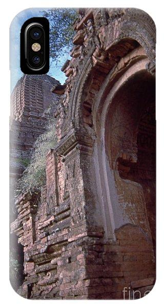 Illusive Pagan Burma Phone Case by Scott Shaw