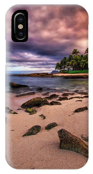 Iluminated Beach IPhone Case