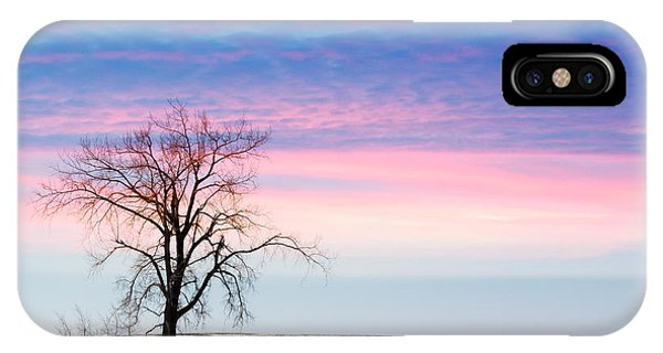 I'm Just A Tree IPhone Case