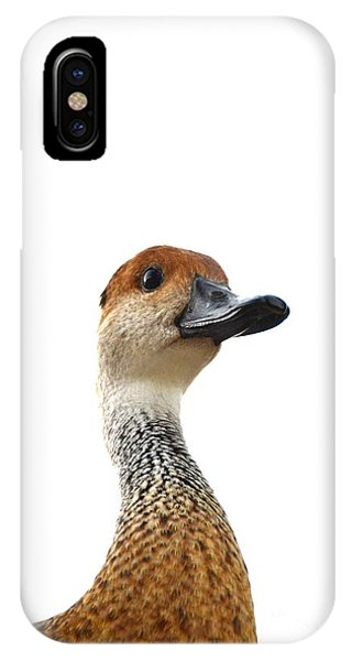 I'm Not Quacking IPhone Case