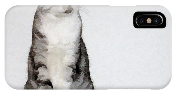 IPhone Case featuring the digital art I'm Pretty by Photographic Art by Russel Ray Photos