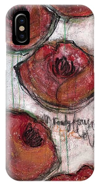 Im Ready For Your Love Poppies IPhone Case