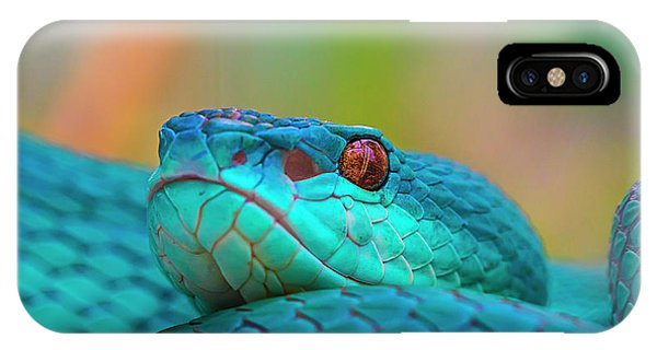 Danger iPhone Case - I'm Ready by Sabriamin M
