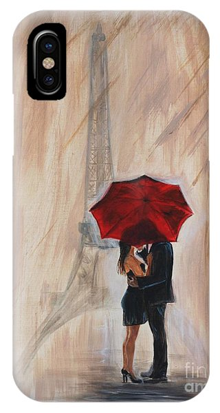 Louvre iPhone Case - I'm Yours by Leslie Allen