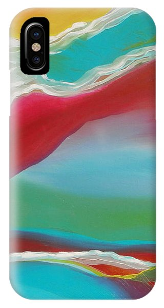 Endless iPhone Case - Imagination 1 by Karyn Robinson