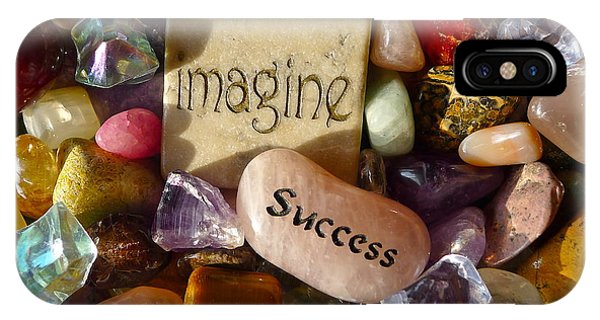 Imagine Success IPhone Case