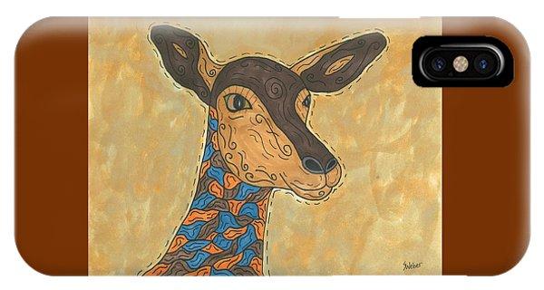 Impala Antelope IPhone Case