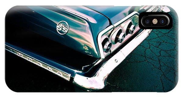 Impala On Asphalt IPhone Case