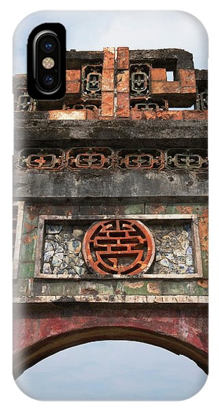 Forbidden City iPhone Case - Imperial City Of Hue, Unesco World by Keren Su
