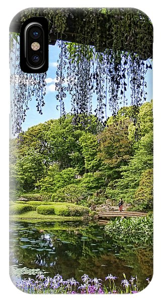 Imperial Gardens IPhone Case