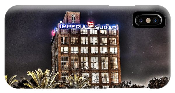 Imperial Sugar Mill IPhone Case