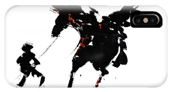 Impression Of Working Cowboys  IPhone Case