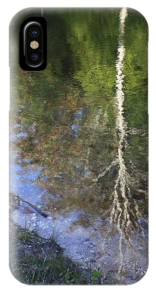Impressionist Reflections IPhone Case