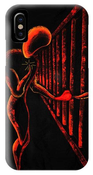 Imprisoned Love IPhone Case