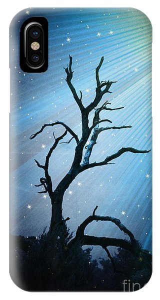 Imr Light Trail - No.4866 IPhone Case