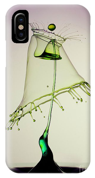 In Green IPhone Case