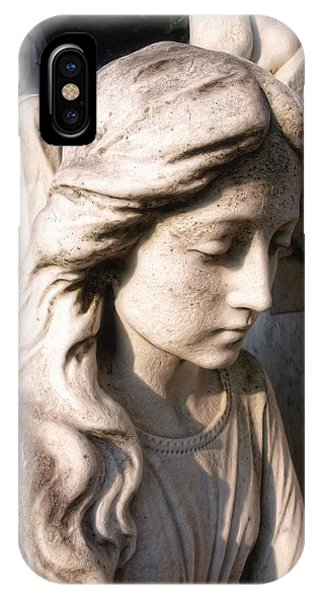 In Mourning IPhone Case