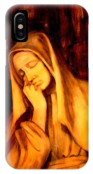 In Prayer IPhone Case