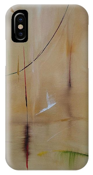 In Pursuit Of Youth IPhone Case