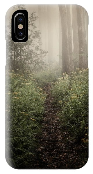In Silence IPhone Case