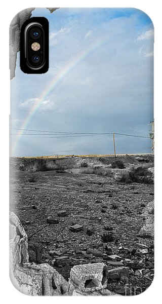 In The Beauty Of Abandoned 03 IPhone Case