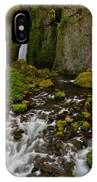 In The Columbia River Gorge. IPhone Case