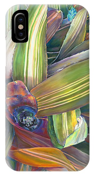 Bromeliad IPhone Case