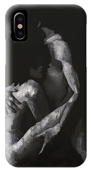 Allison iPhone Case - In The Flesh Viii by Alison Schmidt Carson